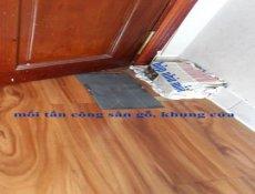 Diệt mối tận gốc sàn gỗ